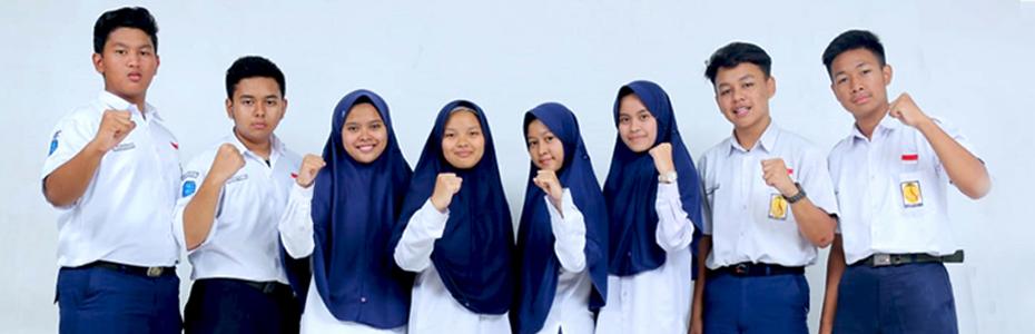 SMP Al Muttaqin Sekolahnya Para Juara